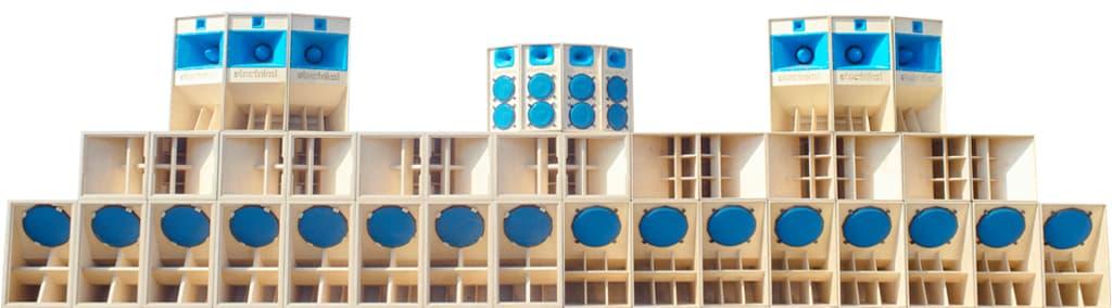 Sound System & PA Hire - Electrikal Sound System